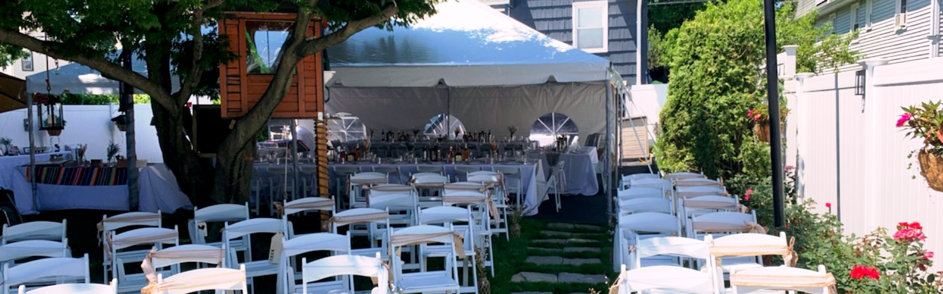 Tent Rental in Port Chester